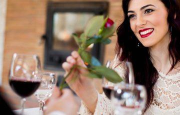 Cveće za ljubav i romansu